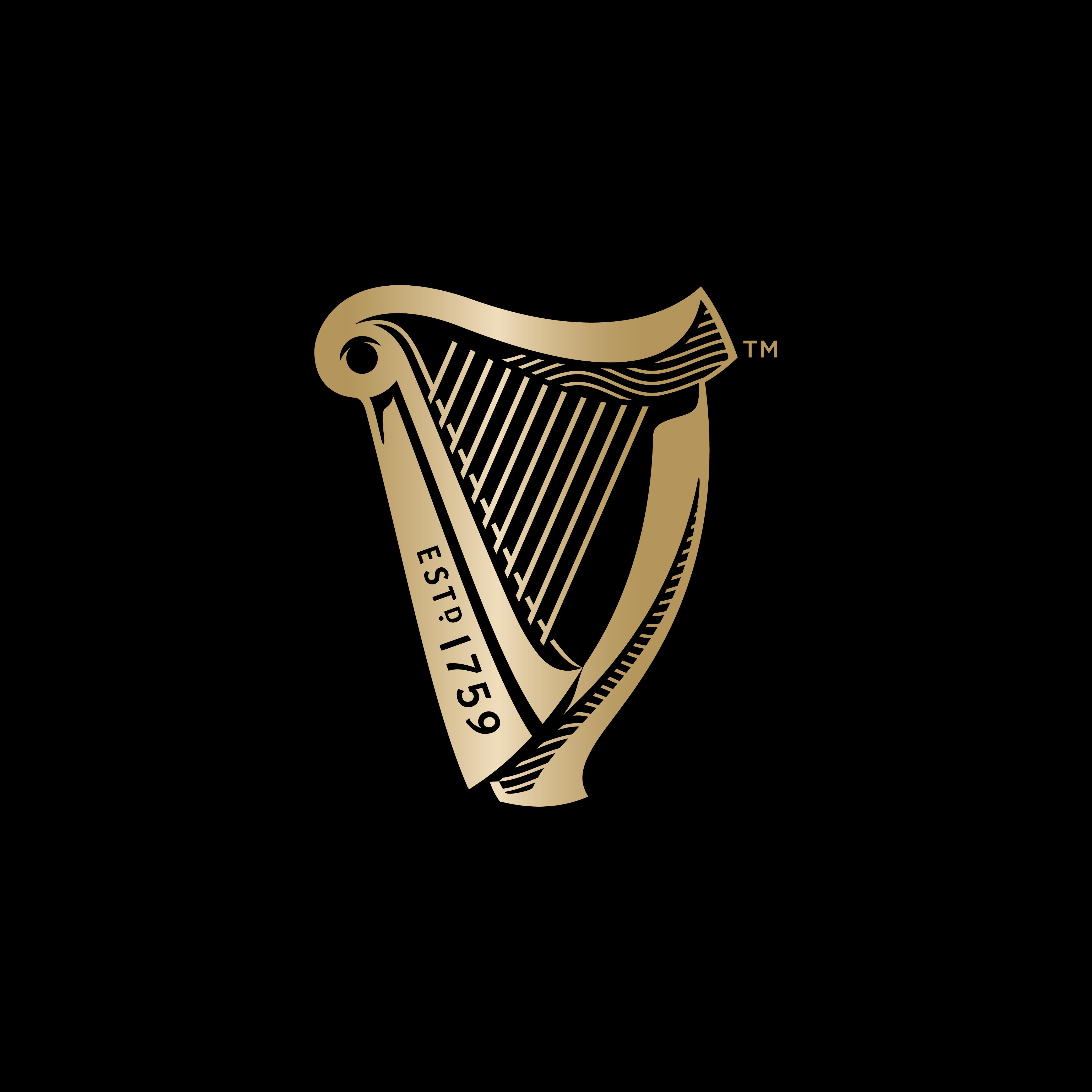 Guinness harp rgb social simp extreme logo