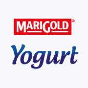 Marigold yogurt logo