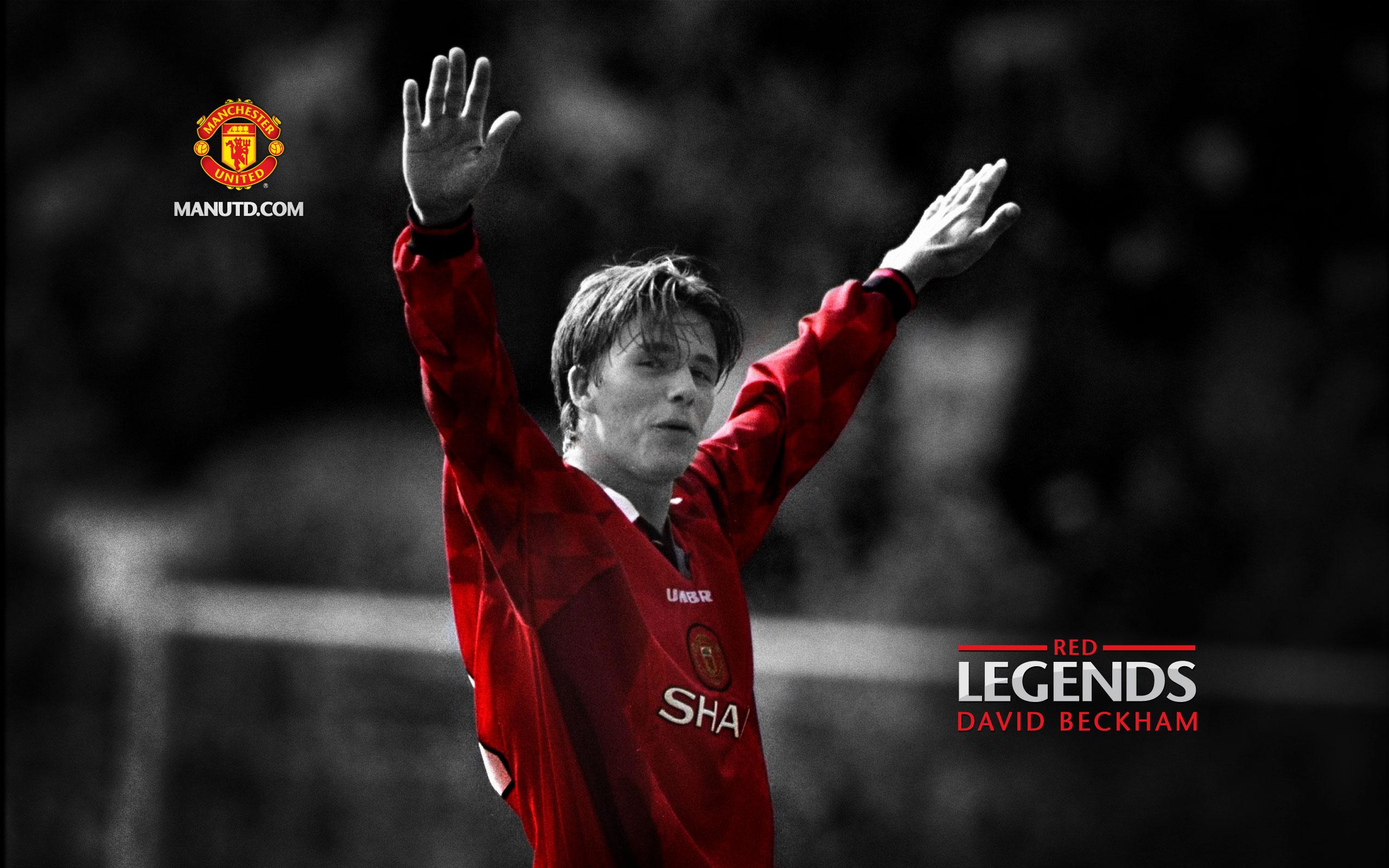 David beckham retires from football - Manchester united david beckham wallpaper ...
