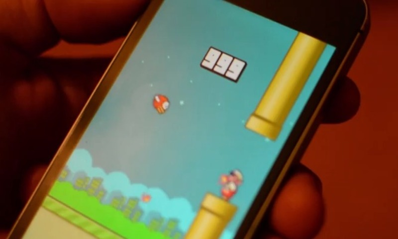 VIDEO Apa Jadi Kalau Main Game Flappy Birds Sampai Level 999