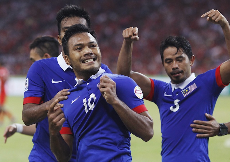 GIFS] How The Malaysian Tigers Defeated The Singaporean Lions In The