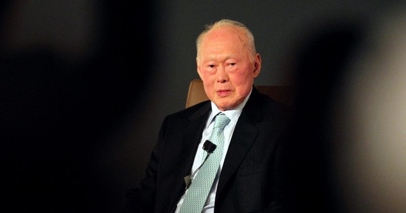 Lee Kuan Yew On Race-Based Politics And Why It Will Destroy Our Society