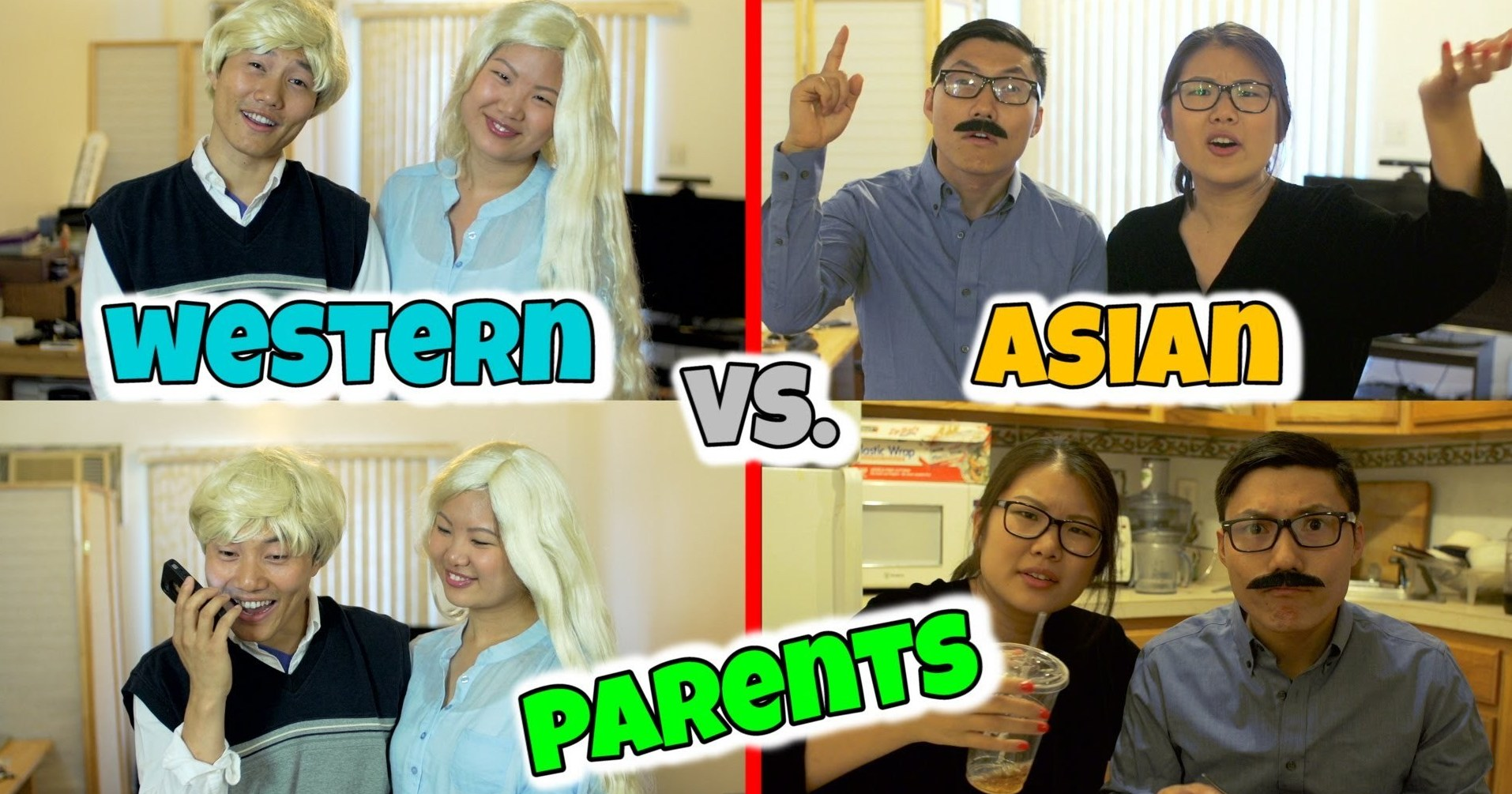 Asian parenting style
