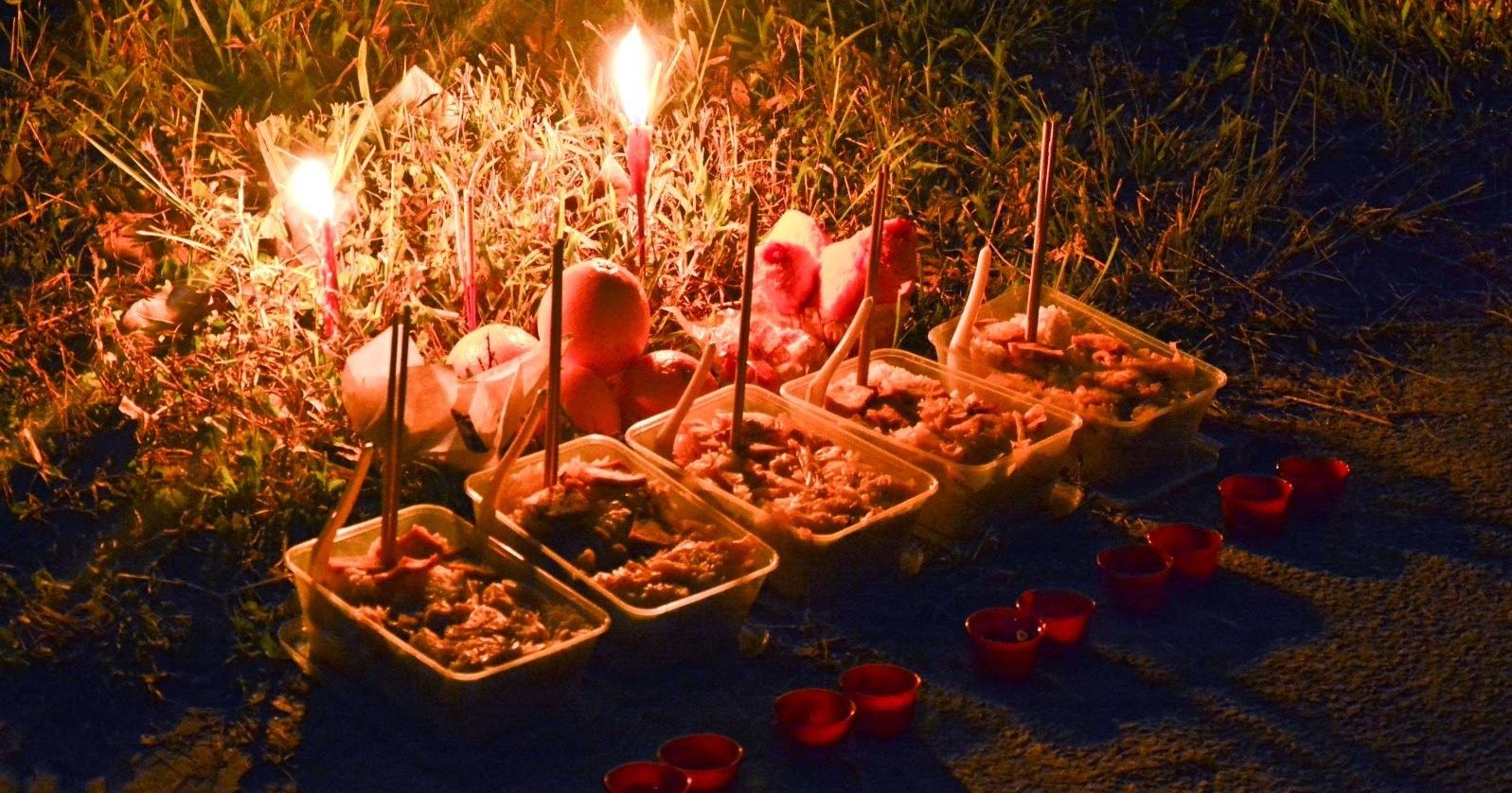 30 things that are believed to be totally taboo during the hungry ghost festival