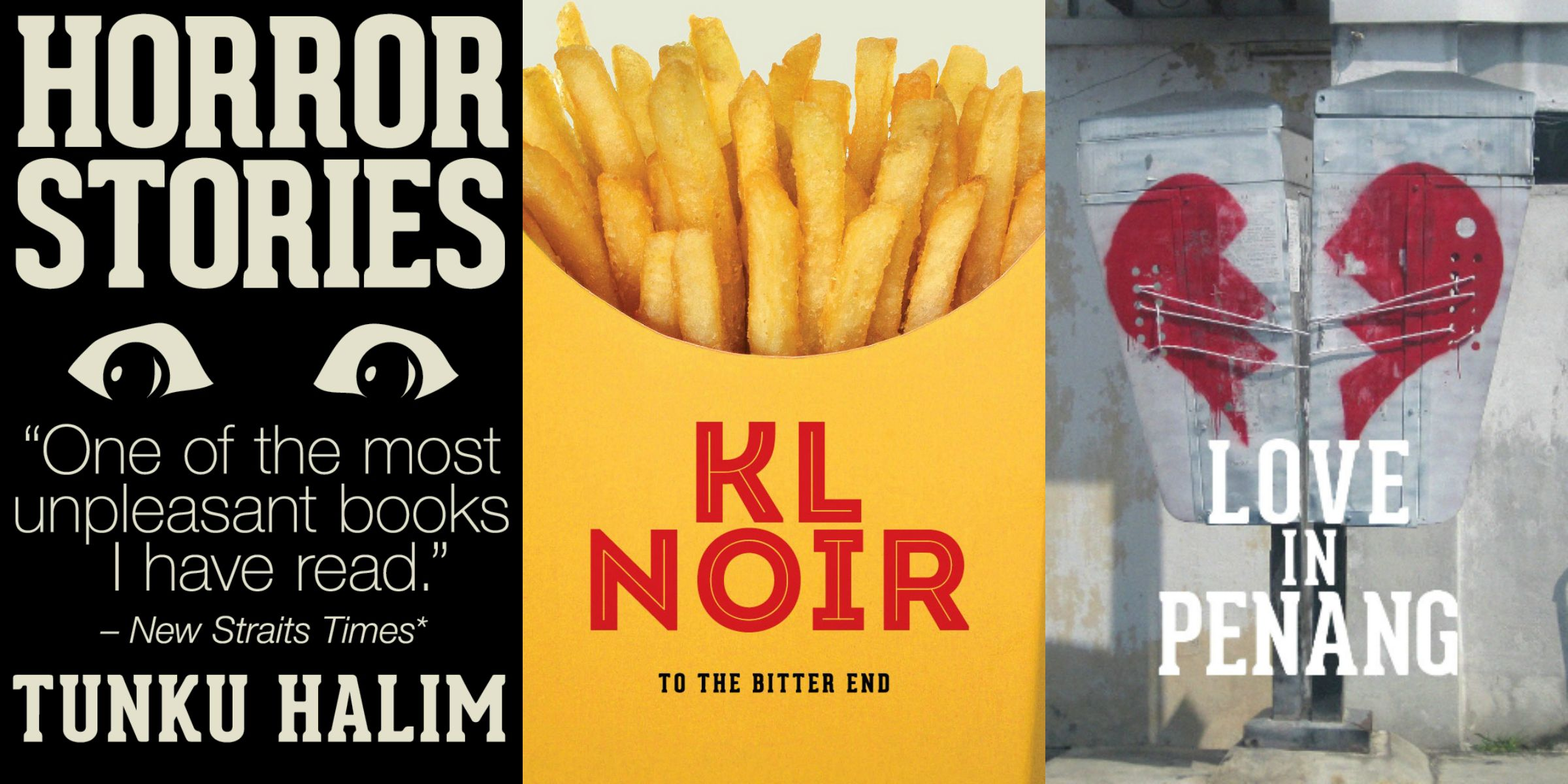 7 Malaysian Fiction Novels For Anyone Who Says Books Put Them To Sleep