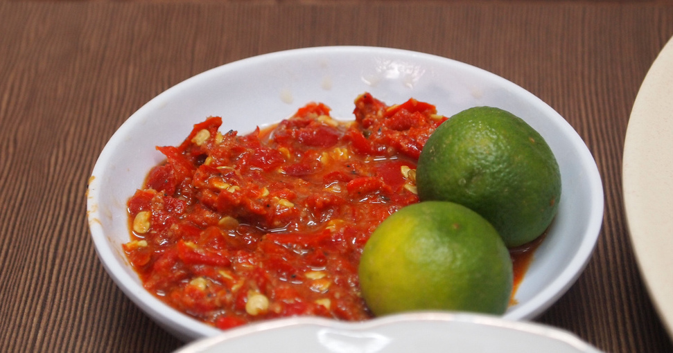 How To Make Sambal Belacan And 9 Other Awesome Malaysian Condiments