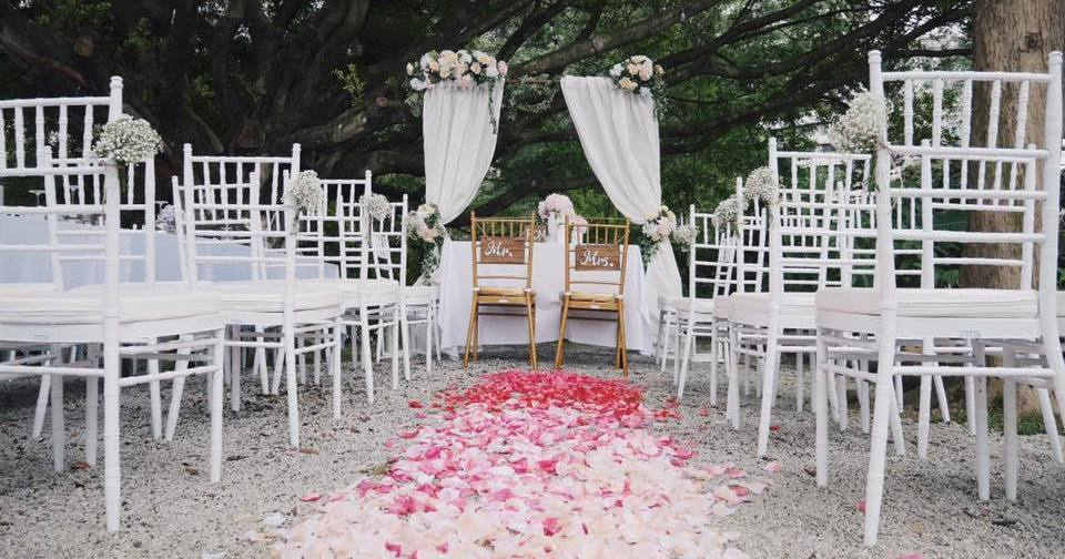 21 beautiful outdoor venues in malaysia for the ultimate dream wedding junglespirit Image collections