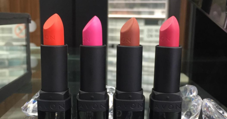 Avon's New Line Is Perfect For Anyone Who Can't Live Without Matte Lipstick