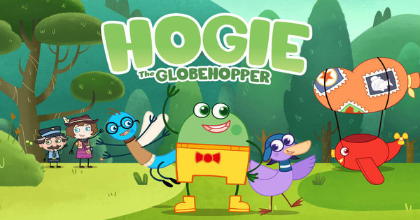 Hogie The Globehopper Becomes The First Malaysian Animated Series