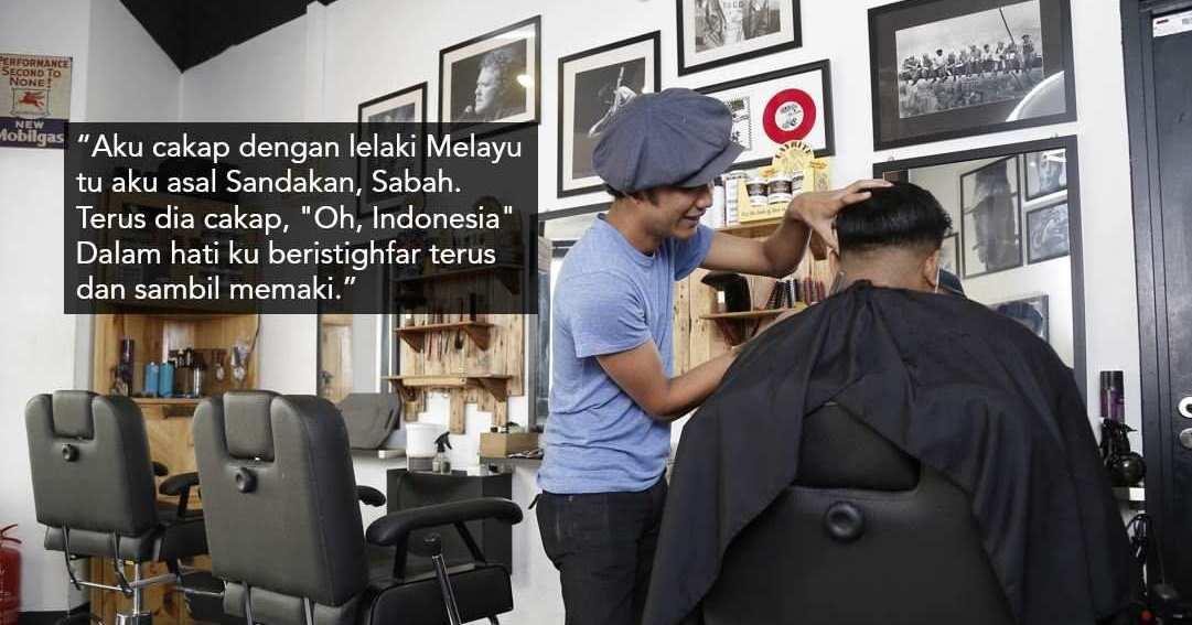 Sambung Rambut Di Malaysia Lelaki Ini Kecewa Kerana Tukang Gunting Kl Tak