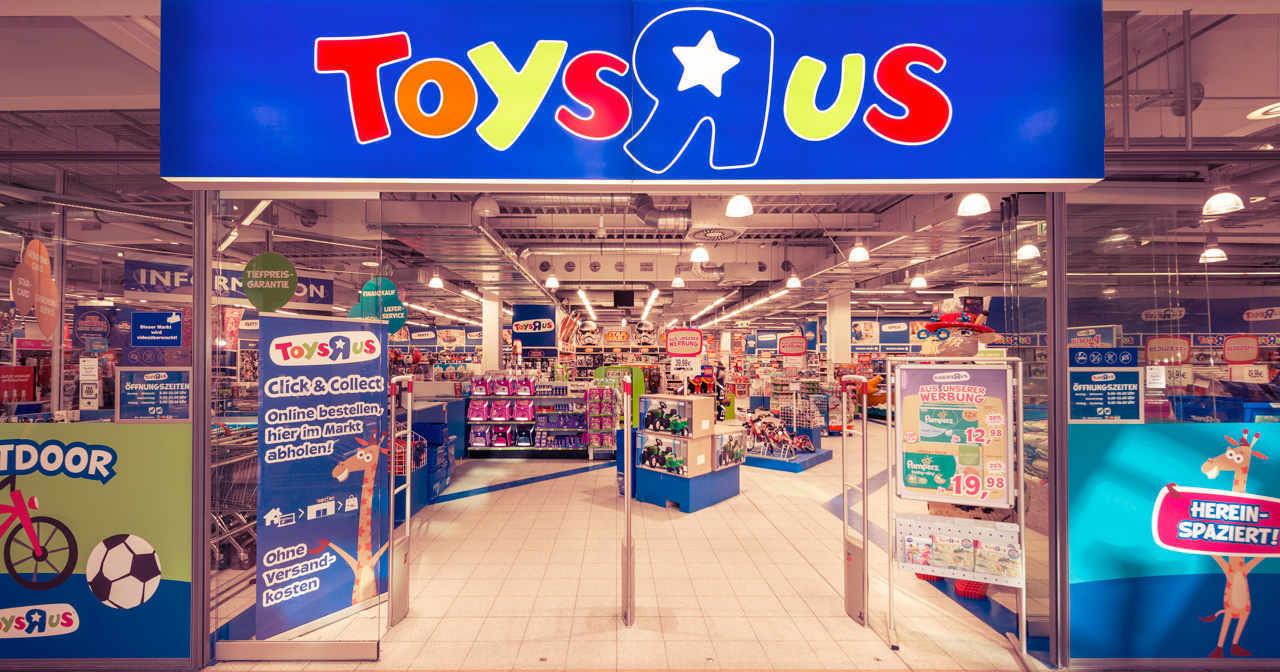 Toys R Us Bamberg