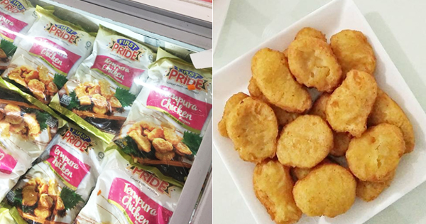 These Locally Made Nuggets Are Said To Taste Just Like Mcnuggets