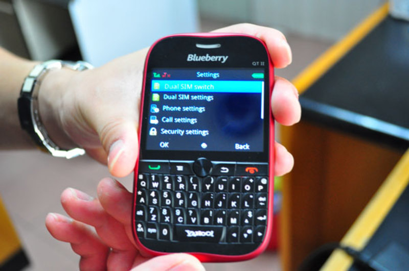 Malaysia's CSL Blueberry, most disastrous phone name ever?