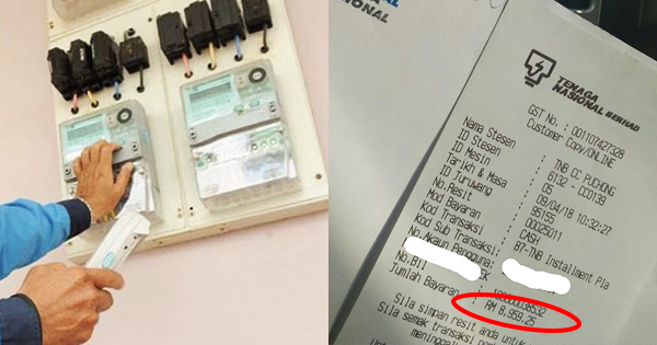 Family Who Used A Device To Save Electricity Ended Up Paying Almost Rm9k Tnb