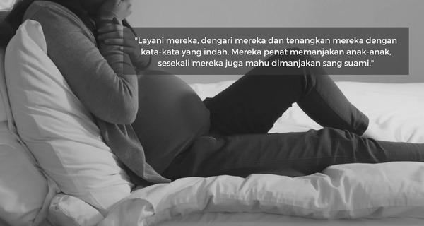 Peranan Suami Amat Penting Wanita Kongsi Pengalaman Hidap Kemurungan Semasa Mengandung