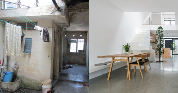 This Rundown Single Storey Terrace House In Pj Was Transformed Into