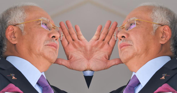 Najib Is Lodging A Police Report Against Himself Today Over Infamous Murder Cases