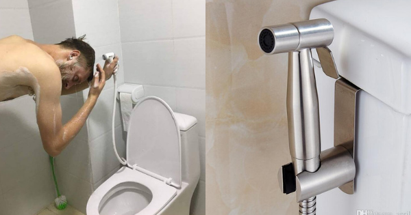 A Tourist In Vietnam Thought Asian People Shower With A Toilet Bidet