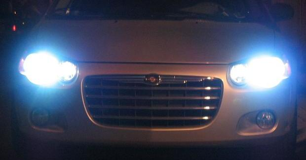 Drivers Who Use Hid Headlights On Vehicles Can Be Fined Up