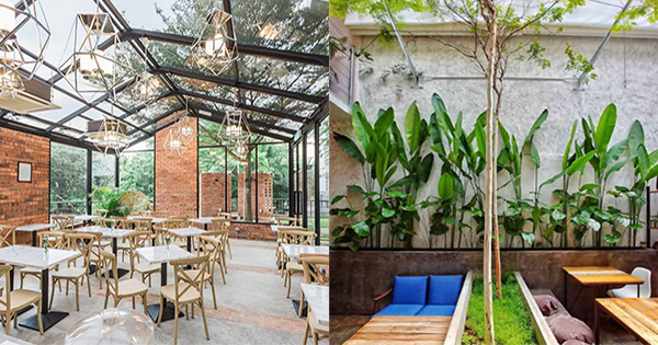 7 Aesthetically Pleasing Nature-Themed Restaurants & Cafes In Klang Valley