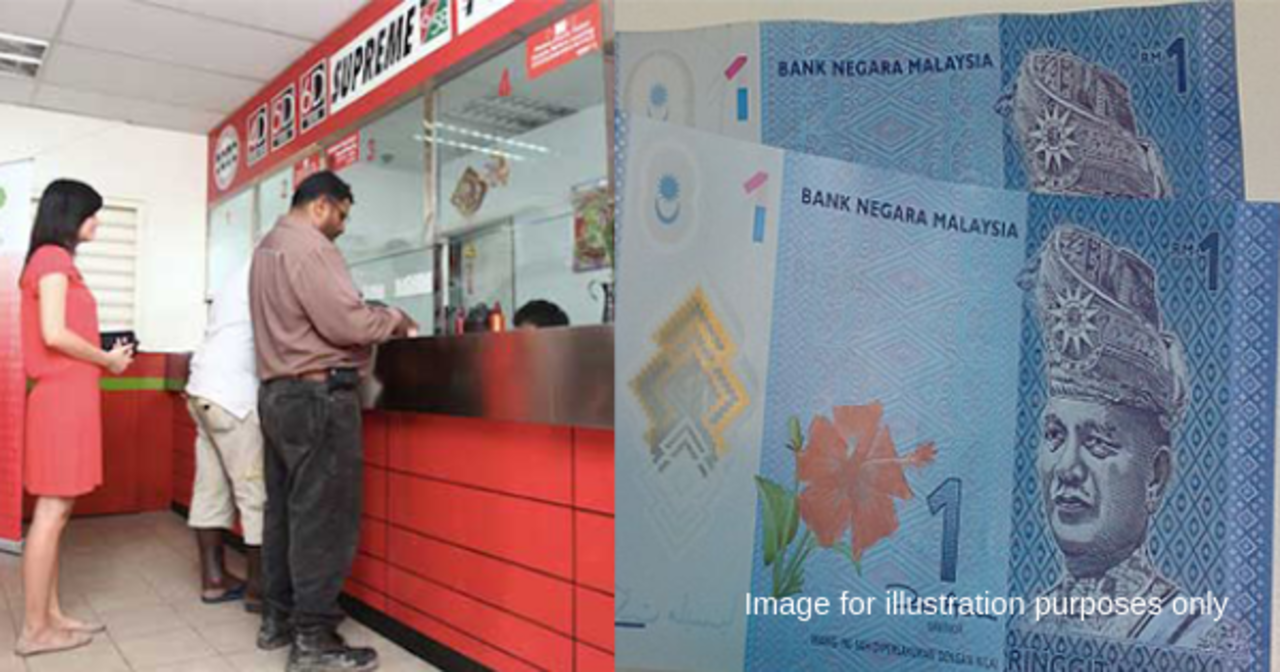 Johor Woman Wins A RM12 Million Lottery Prize From A RM2 Bet