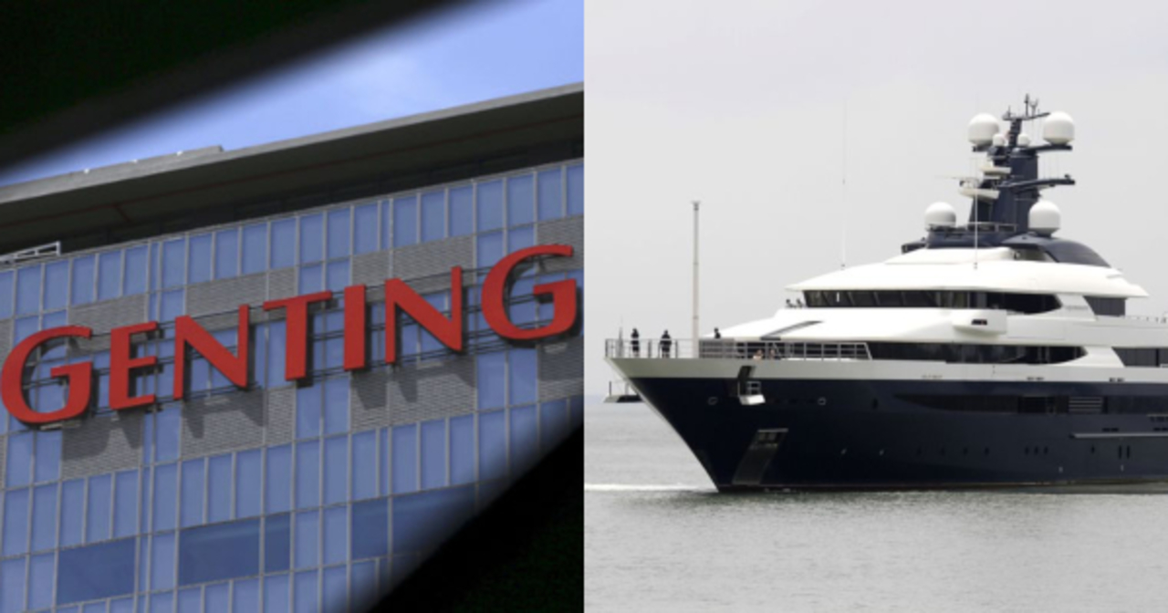 Jho Low's Yacht Has Been Sold To Genting For RM514 6 Million