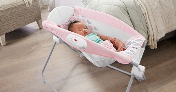 Fisher Price Recalls Nearly 5 Million Sleepers After 30