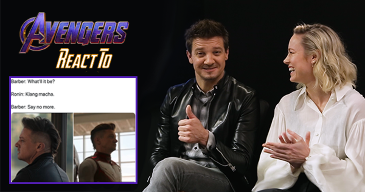 SAYS Exclusive: Jeremy Renner Finds Out Malaysians Are Calling Him