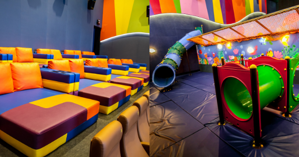 Mbo Cinemas Kecil Hall Is Perfect For Families Cause Kids Can Watch Movies Roam Around