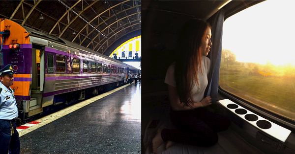 Take This Budget-Friendly Sleeper Train From Malaysia To Bangkok For The Ultimate Roadtrip