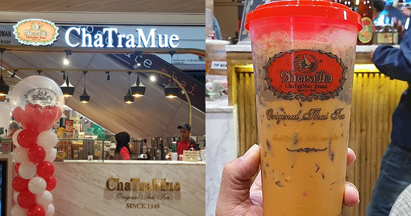 Famous Thai Milk Tea Chatramue Just Opened Its Newest Outlet In Malaysia,Tiling A Shower Curb Without Bullnose