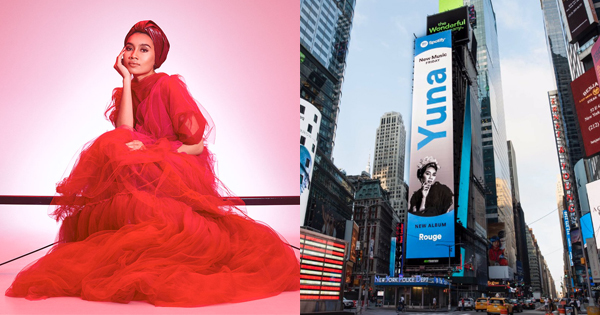 Malaysians Are Ecstatic That Yuna Is Back On New York's ...