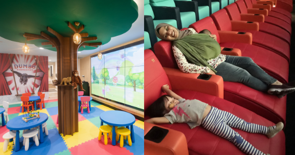 There Are Now Family Friendly Halls In Tgv So Parents Can