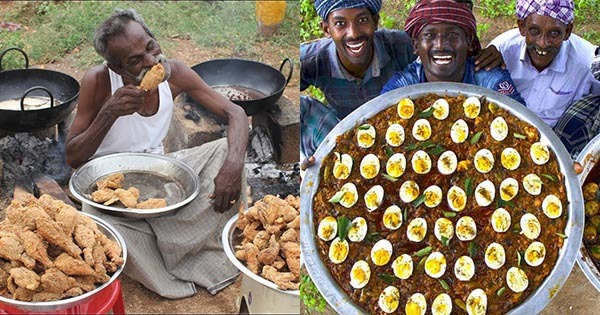 Check Out These 5 Inspiring Youtubers Who Cook Giant Food For The Underprivileged In India
