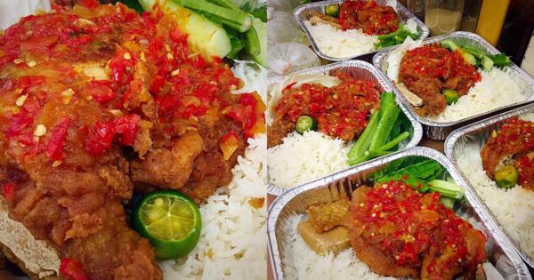 Lebih 3k Shares Wanita Ini Kongsi Resepi Ayam Geprek Viral