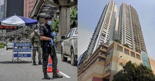 Govt Places Entire KL Condominium Under Lockdown After Detecting ...