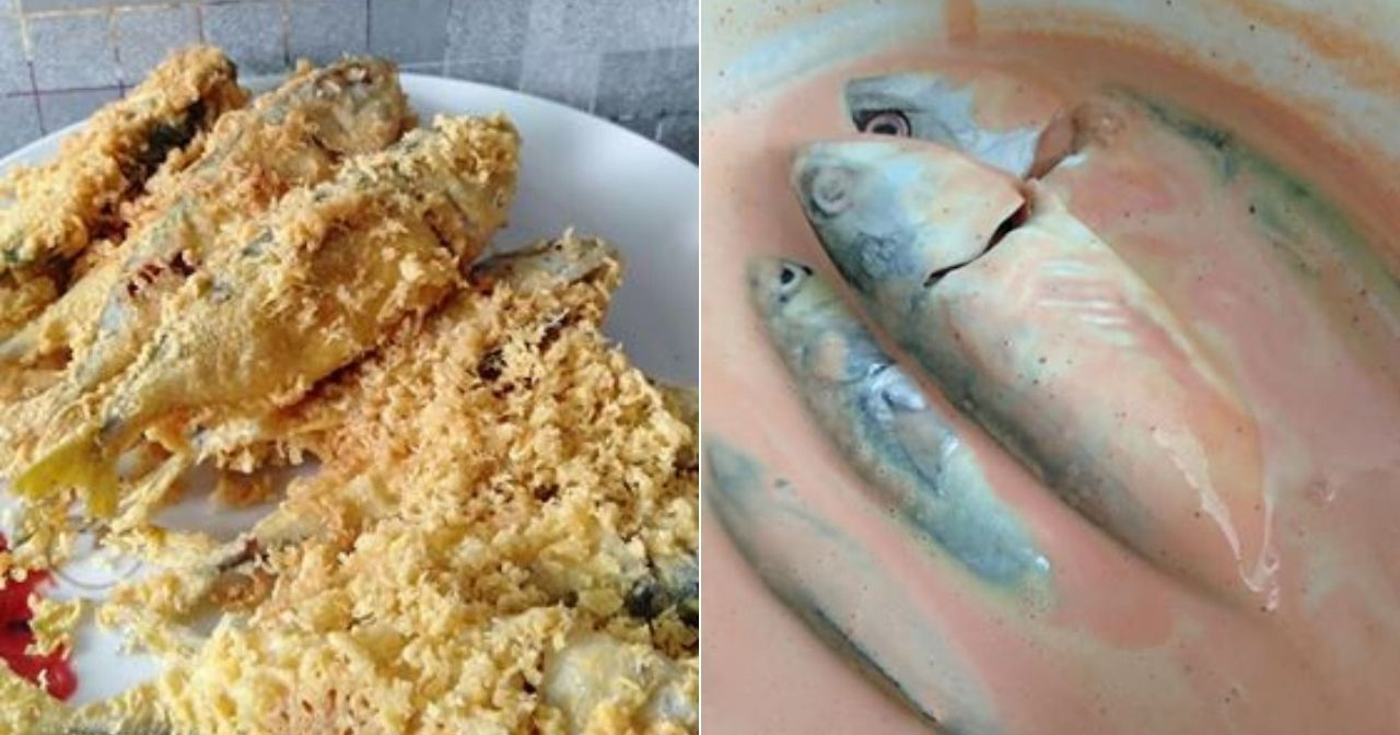 lebih  shares wanita  kongsi resepi ikan goreng tepung  sedap  mudah dibuat Resepi Ikan Goreng Terengganu Enak dan Mudah