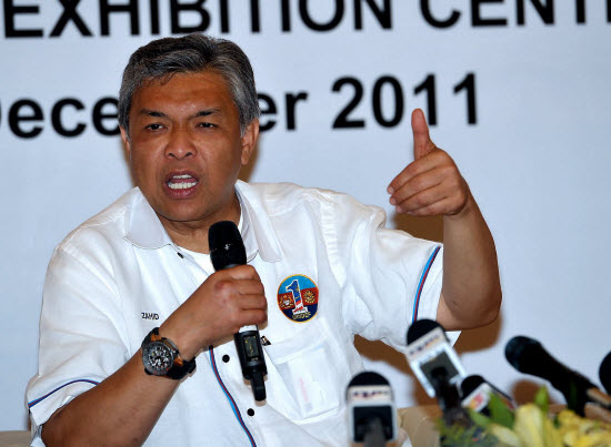 Zahid Hamidi appealed to strike out the suit but was rejected by the court