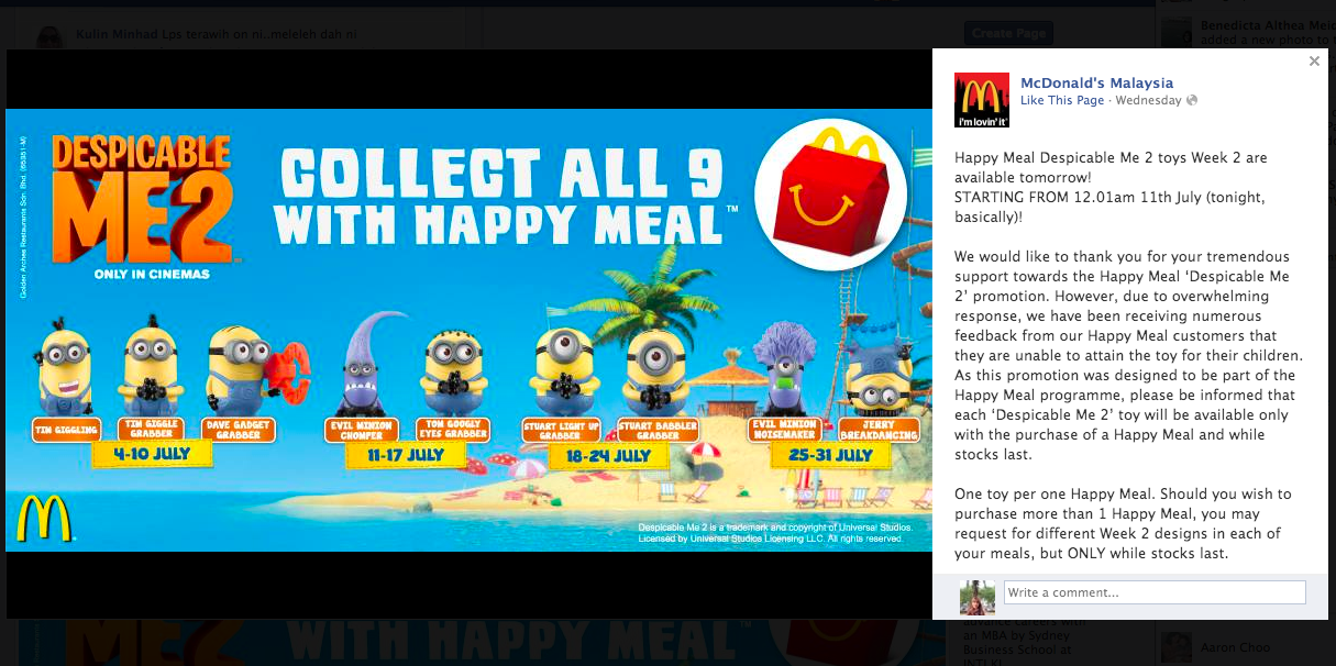 Fact Or Fake 9 Does Mcdonald S Really Have Minion Toys
