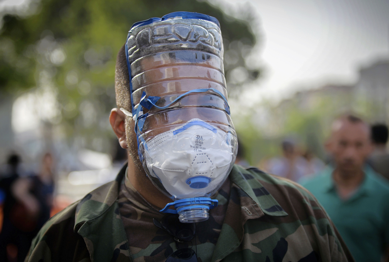[FACT OR FAKE #7] Do Masks Really Protect You From The Haze? -> Plyta Gazowa Mastercook Safety Control