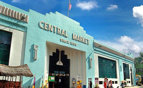 Central Market Second floor, 10 Jalan Hang Kasturi, KL (03 2031 0339). Daily, 10.30am-10.30pm.