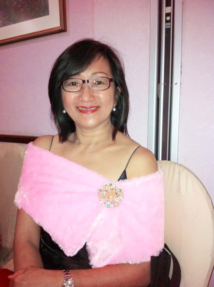 Irene Ong, 52, sacrificed her life to save her daughter's.