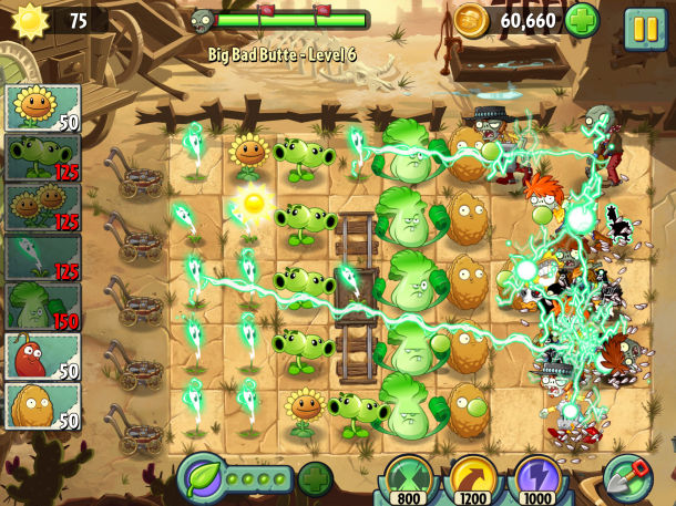 plants vs zombies 2 game of the year edition free download