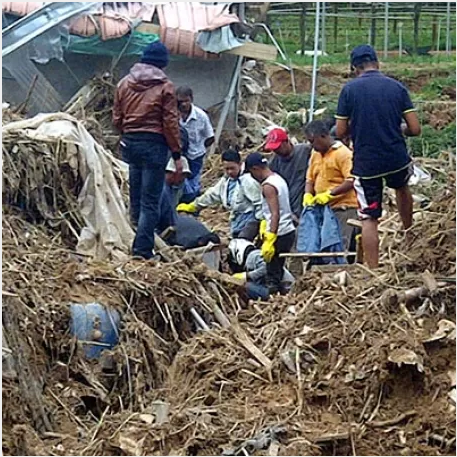 24-Year-Old Girl Who Was Flushed Away By Cameron Highlands Flood Found After One Week