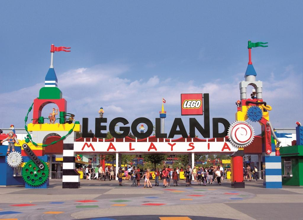 Legoland Malaysia is a theme park that has opened in Nusajaya, Johor, Malaysia on September 15, 2012 with over 40 interactive rides, shows and attractions.