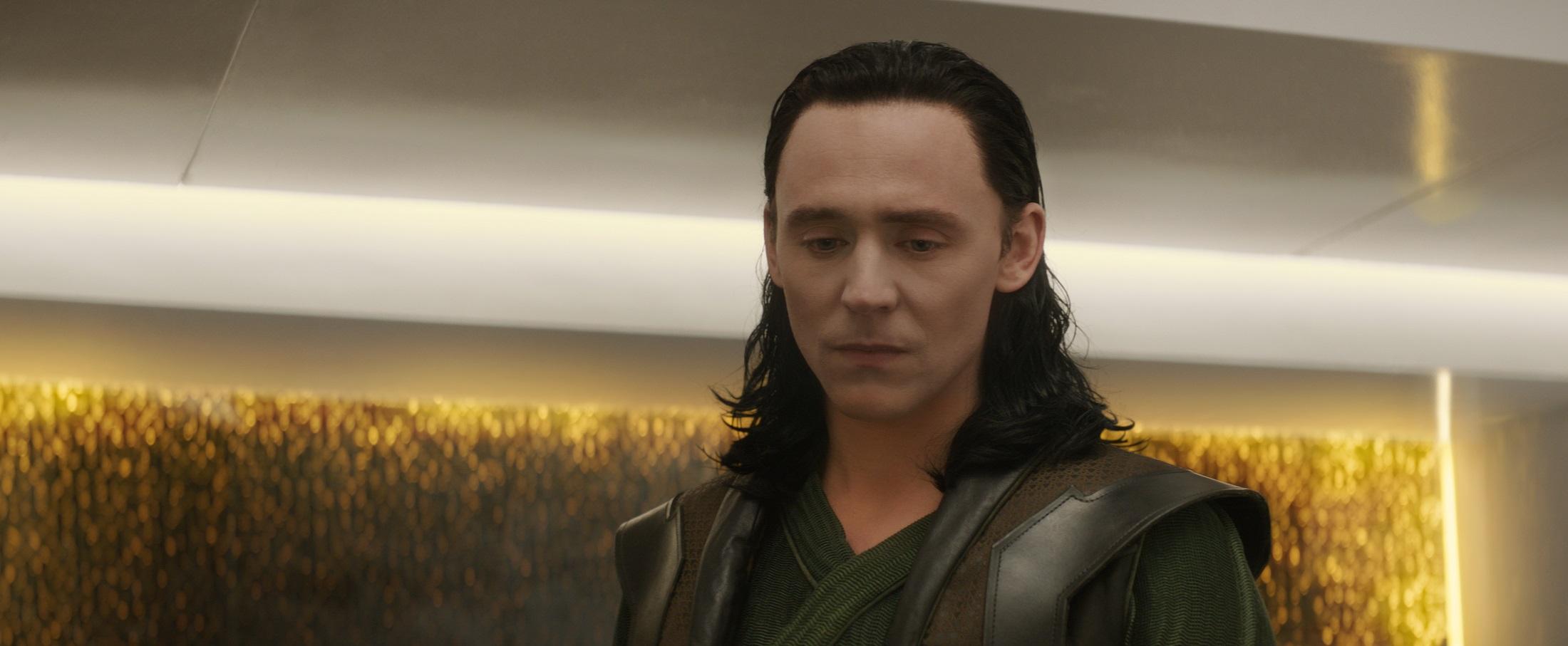 "Tom Hiddleston plays Loki in ""Thor: The Dark World."""