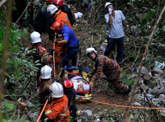 The bus accident near Genting Highlands on August 21 was the worst ever in Malaysia in terms of lives lost. The official report on the accident was released today by the Transport ministry.