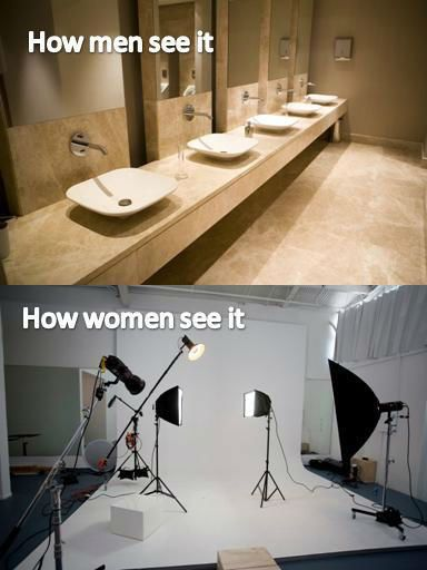 The Difference Between Men And Women In 22 Memes