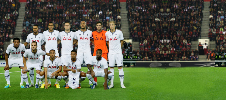 Do you think you have what it takes, and get chance to photobomb the Tottenham Hotspurs?
