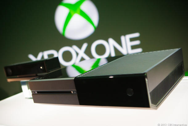 Microsoft Xbox One goes on sale today